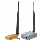 24GHz-2W-Wireless-Transmitter-Receiver-Kit-Silver-2b-Yellow