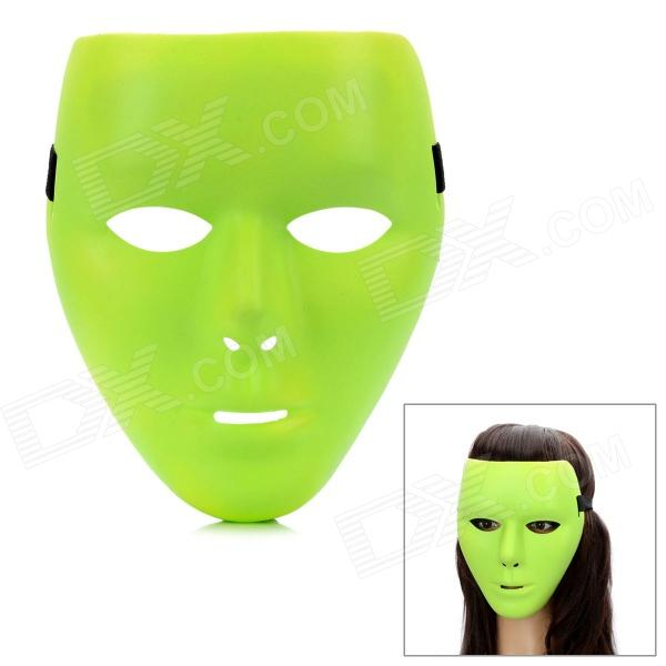 Stylish Noctilucent Mask - Green for sale in Bitcoin, Litecoin, Ethereum, Bitcoin Cash with the best price and Free Shipping on Gipsybee.com