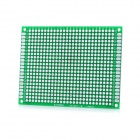 Double-Sided Prototyping PCB Universal Board (6 x 8cm / 5 PCS)