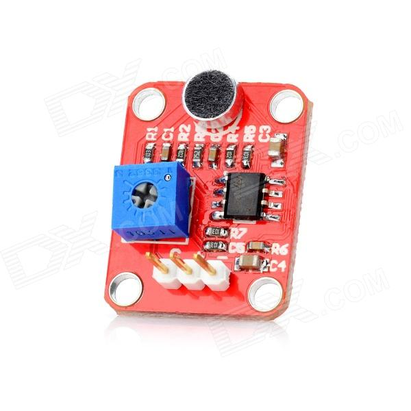 OPENJUMPER OJ-CG306 Sound Sensor Module for Arduino (Works with Official Arduino Boards)