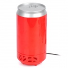 Mini-USB-Fridge-Beverage-Drink-Cans-Cooler-Warmer-Refrigerator-Red-2b-Silver