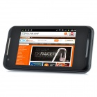 "G25 Android 2.3 WCDMA Bar Phone w/ 3.5"" Capacitive Screen, Wi-Fi, GPS and Dual-SIM - Black"