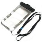 Protective Waterproof Pouch for Iphone 4S / 5 - Black