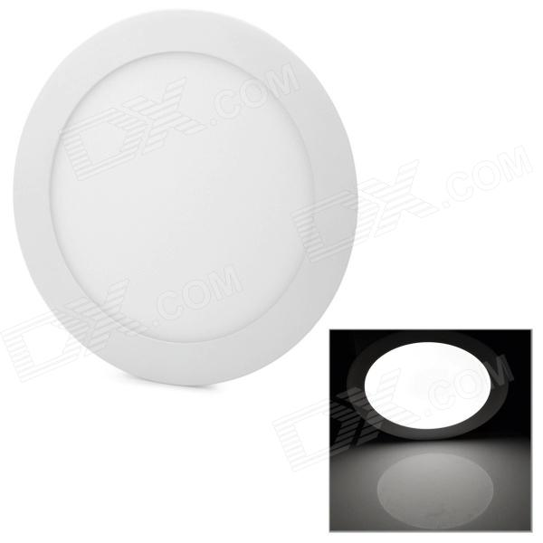 Buy 18W 1600LM 6500~7000K 90-SMD 2835 LED White Light Ceiling Down Lamp (90~265V) with Litecoins with Free Shipping on Gipsybee.com