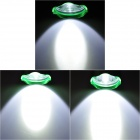 UltraFire WF-501B 885lm 5-Mode Memory White Light Flashlight - Green (1 x 18650)