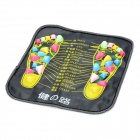 Healthy Foot Care Massage Mat Pad - Black