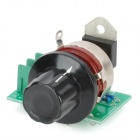 Thermostat 3000W SCR Voltage Temperature Regulator Dimmer for Speed / Light (AC 220V)