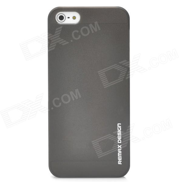 Remax Protective Super Slim Back Case With Water Resistant Pouch For Iphone 5