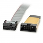 USB ISP Programmer Download Adapter - Golden
