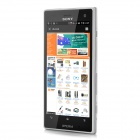 "Sony Ericsson Xperia Acro S LT26W WCDMA Barphone w/ 4.3"" Capacitive Screen, Wi-Fi and GPS - White"
