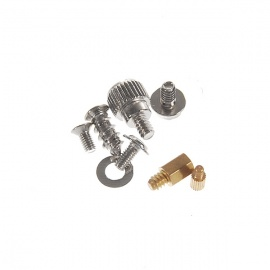 Assorted PC Case/Motherboard Screws and Washers Kit (72-Piece Set)