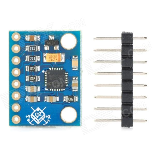 Accelerometer, Gyro and IMU Buying Guide - SparkFun