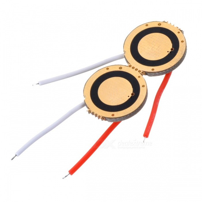 2.7V~4.2V 1400mA 5-Mode LED Driver Board (2 PCS)