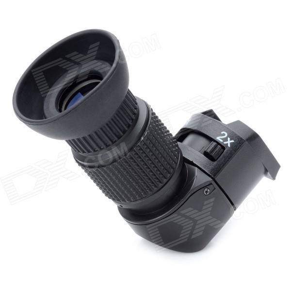Seagull II Right-Angle 1X / 2X Zoom Viewfinder for Canon / Nikon / Pentax / Olympus CameraOther Accessories<br>BrandSeagullModelIIQuantity1ColorBlackMaterialABSModelIIQuantity1ColorBlackMaterialABSForm  ColorBlackMaterialABSQuantity1ColorBlackMaterialABSOther Features360Packing List<br>