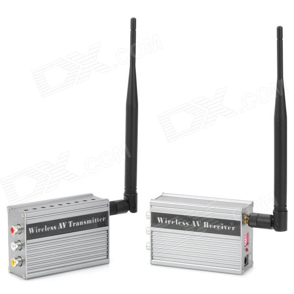 2.4GHz 3.5W Wireless Transmitter and Receiver Kit w/ Antennas - GreyOther Consumer Electronics<br>Model:Form  ColorGreyMaterial:Quantity:Power AdapterWithout Power AdapterPacking List<br>