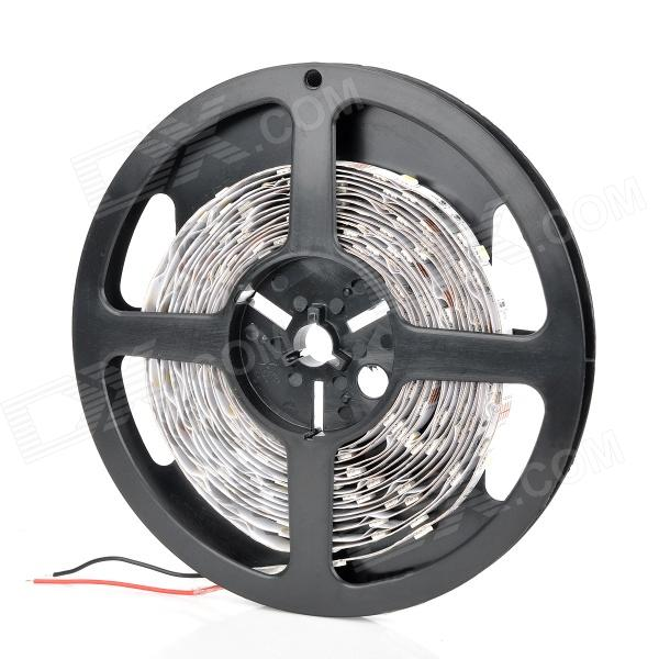 36W 2400LM Warm White 150*SMD 5050 LED Car Deco Light Strip (12V / 5m)
