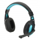 Cosonic-CT-770-Stereo-Gaming-Headphones-w-Microphone-Blue-2b-Black