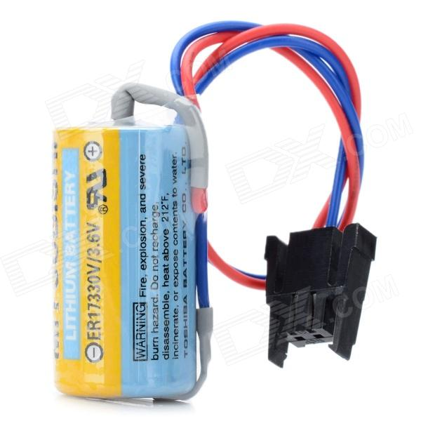 Mitsubishi A6BAT ER17330V 3.6V 1700mAh Lithium Industrial Battery