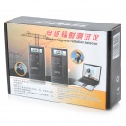 "DT-1180 2.3"" LCD Screen Electromagnetic Radiation Detector"