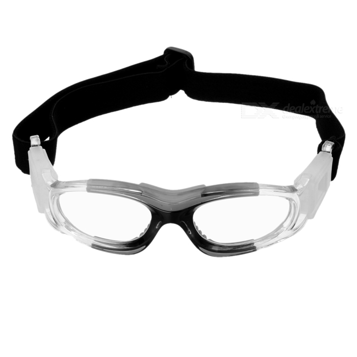 ae3a868f619db Panlees JH817 Sports Safety Glasses Goggles for Shortsighted Football    Basketball Lovers - Free Shipping - DealExtreme