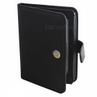 Protective PU Leather Case for Kindle Paperwhite - Black