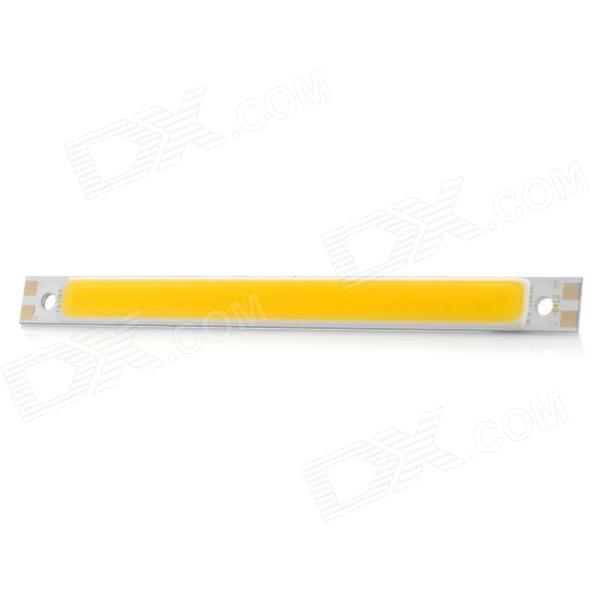 10W 1000LM 3300K Warm White Light LED Plate Bar Module (12~14V)