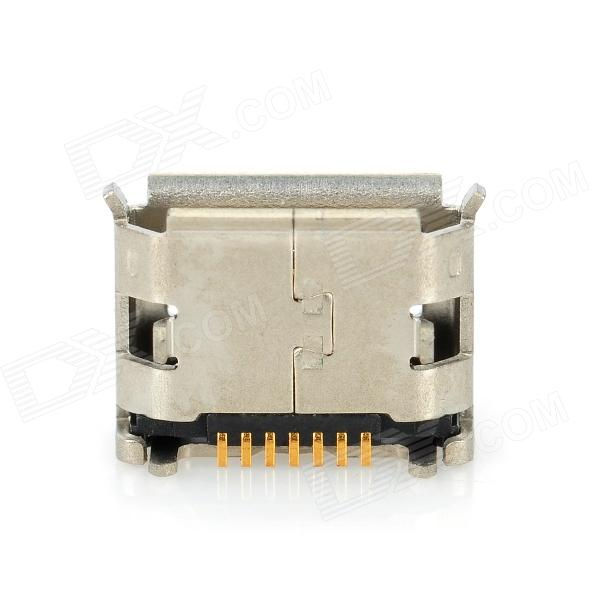 micro usb 7 pin female socket connector for samsung s2 i9100select regional settings