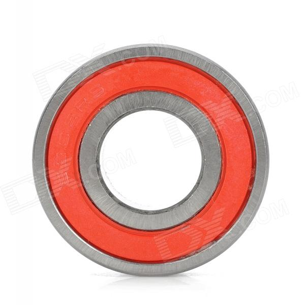 CYT 6202RS Sealed Ball Bearing for Motorcycle - Red + Silver .