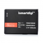 ISMARTDIGI Replacement EB 494358VU 3.7V 1350mAh Battery for Galaxy Ace s5830 / Galaxy Gio - Black