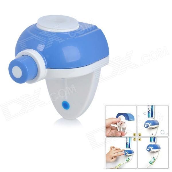 YK-911 Automatic Toothpaste Dispenser - Blue + WhiteBathroom Gadgets<br>ModelYKForm  ColorWhiteMaterialABSSpecificationUnveilQuantity1Packing List<br>
