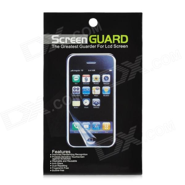 Protective Matte Screen Protector Guard Film for Ipod Touch 5 (10 PCS)Cases &amp; Protectors<br>ModelsIpodQuantity10MaterialARMCompatibleForm  ColorWhiteStyleScreen protectorScreen TypeMatteScreen FeaturesScratch ProofOther FeaturesProtectPacking List<br>