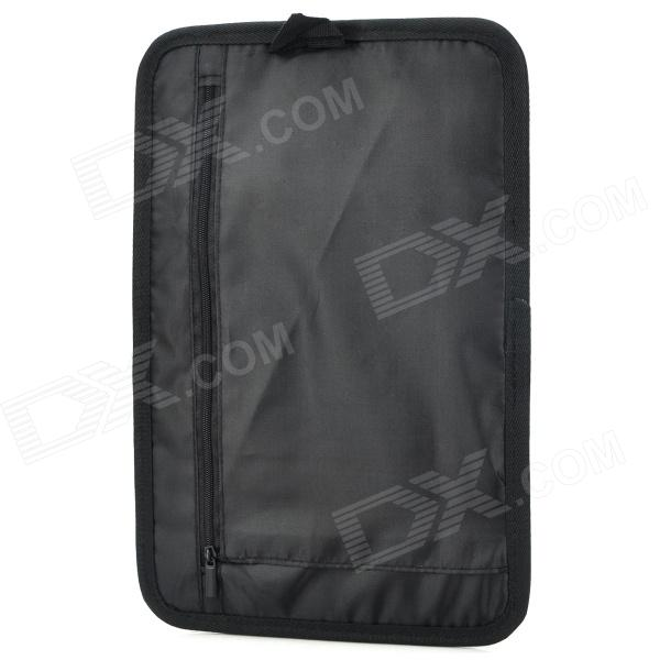 Organizer System Kit Case Bag Sleeve for Digital Gadget Devices / Ipad - BlackLifestyle Gadgets<br>ModelNForm  ColorBlackMaterialEnvironmentalQuantity1Packing List<br>