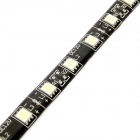 90W 3000lm 6000k 300-SMD 5050 LED weiß Licht Auto Flexible Lampe Strip wasserdicht (12V / 500cm)