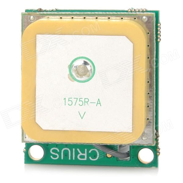 Buy Crius CN-06 V2.0 Standalone U-Blox GPS Receiver Module w/ Source Antenna - Green with Litecoins with Free Shipping on Gipsybee.com