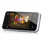 "PZ226+ Android 2.3 GSM Smartphone w/ 3.5"" Capacitive Screen, Dual-Band and Wi-Fi - White + Black"