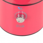 Humidificateur à air ultrasonique GO-2028 Anion - Rose Red (220V)
