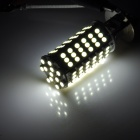 H3 5.5W 510lm 6000K 102-SMD 1210 LED a luce bianca dell'automobile di Foglight-argento (2 PCS / DC 12V)
