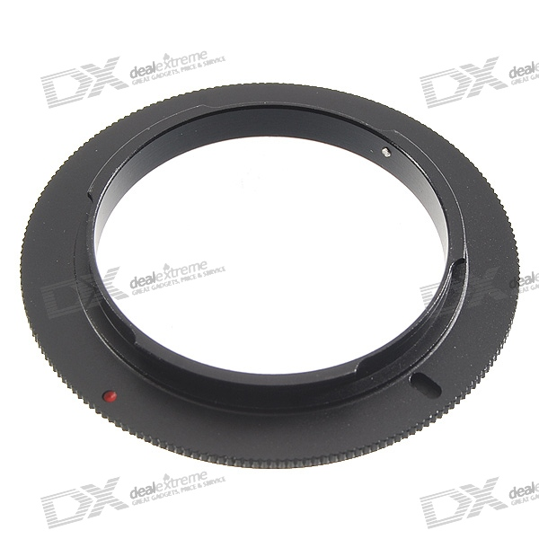 58mm Aluminum Lens Reversal Filter Adapter Ring for Nikon AI