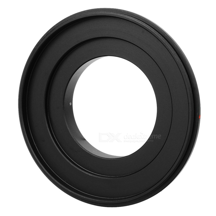 77mm Aluminum Lens Reversal Filter Adapter Ring for Nikon AI