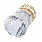 UltraFire 340lm Vit Aluminium Textured Reflector Drop-In-modul med CREE XP-G R5 - Silver