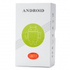"CUBOT C7 Android 2.3 GSM Smartphone w/ 3.5"" Capacitive Screen, Quad-Band, Wi-Fi and Dual-SIM - White"