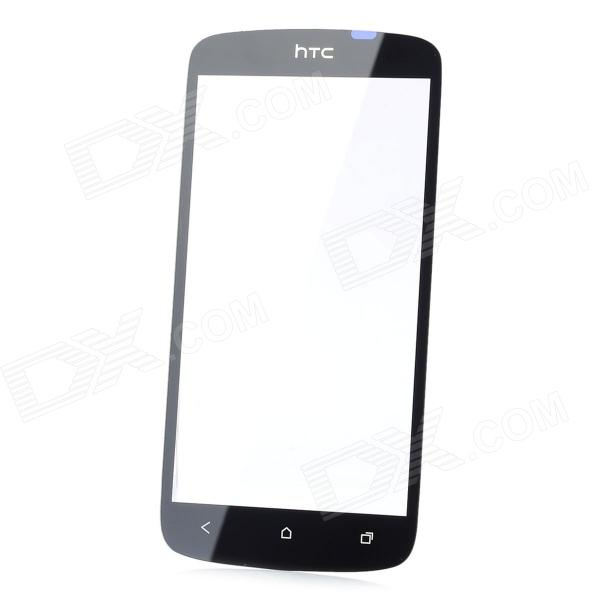 Repair Parts Replacement Glossy Screen Cover for HTC One S - Black