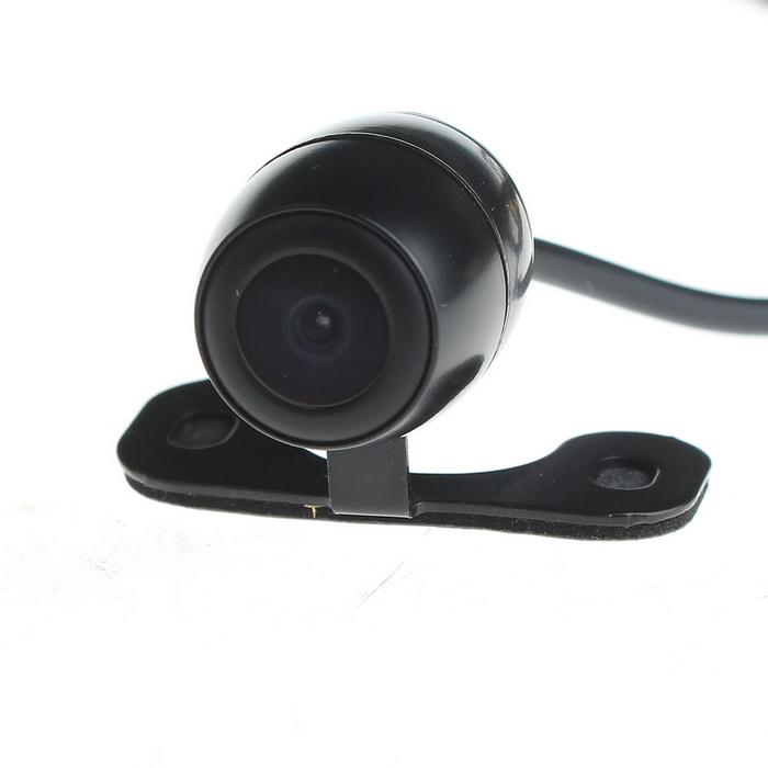 D1302 Mini Waterproof CMD 420TV Lines Car Wired Rearview Camera w/ IR Night Vision