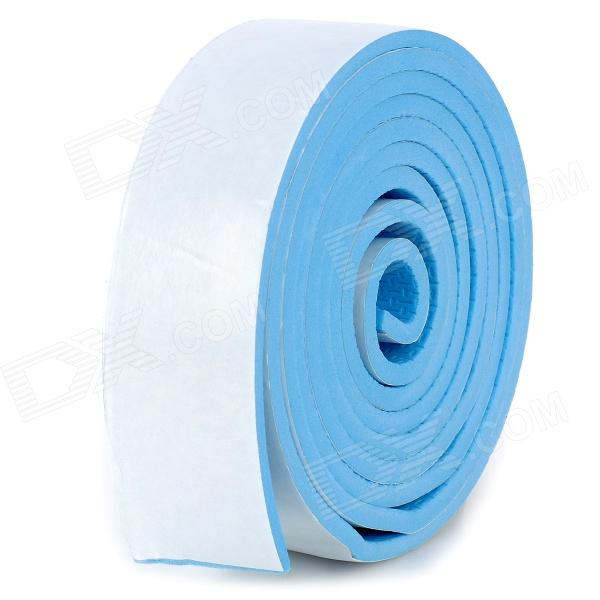 Buy Baby Safety Protection Corner Flat NBR Stripe - Blue with Litecoins with Free Shipping on Gipsybee.com