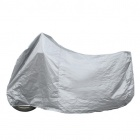 FF087 Motorcycle Sunscreen / Dustproof Cover - Silver Grey (Size-L)