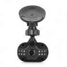 "mini 1,5"" TFT 5.0MP vidvinkel bil DVR videokamera"