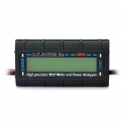 G.T.Power Watt Meter & Power Analyzer for RC Helicopter - Black