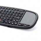RII Mini Wireless Bluetooth 66-Key Keyboard Mouse Presenter Combo w/ Laser Light for HTPC / Ipad