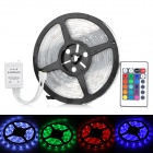 36W-1800lm-150-SMD-5050-LED-RGB-Car-Decoration-Light-Strip-w-Controller-(12V-5m)