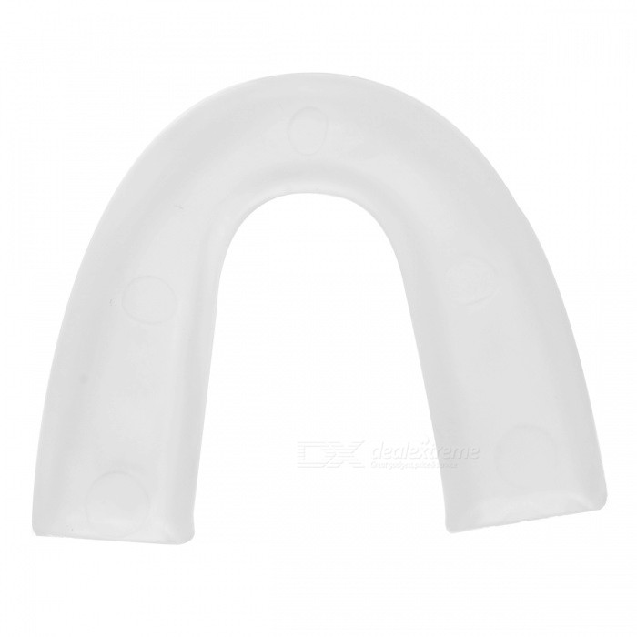 381ef24a ... Sport Single Layer Silicone Mouth Guard Tanden - Doorzichtig ...